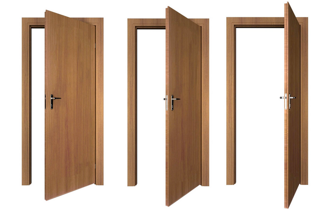 Factory Matched Doors and Frames With Greenlam Industries